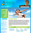 huggins website developers
