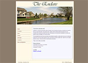 hoa website design