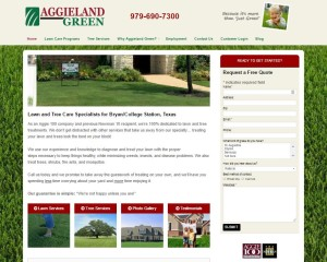 aggieland-green-website