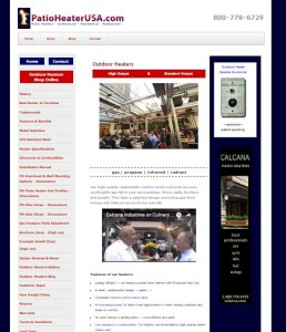 patio-heater-website-development