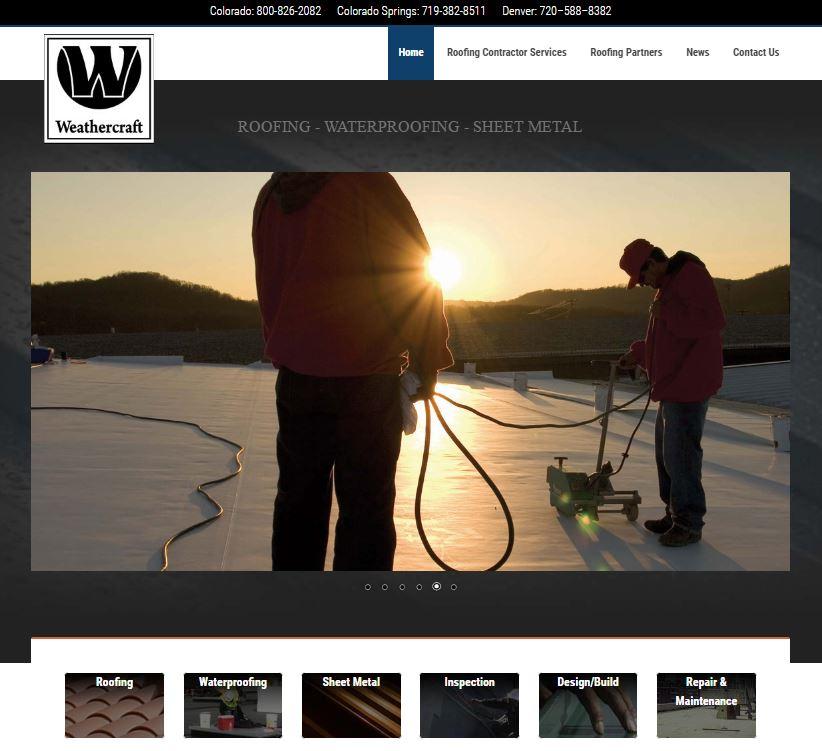 weathercraft-web-development